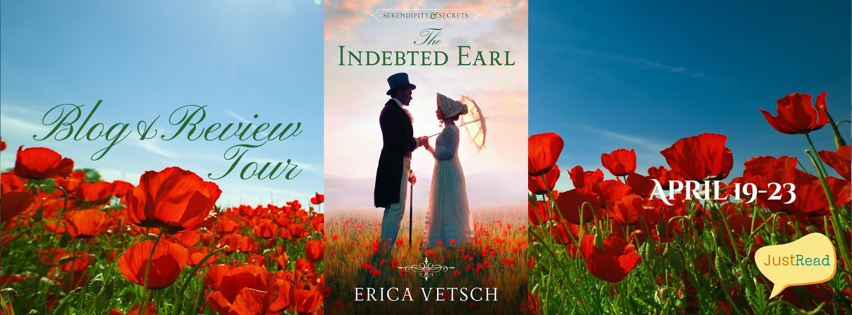 Welcome to The Indebted Earl Blog + Review Tour & Giveaway!