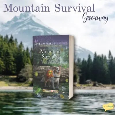 Mountain Survival JustRead Giveaway