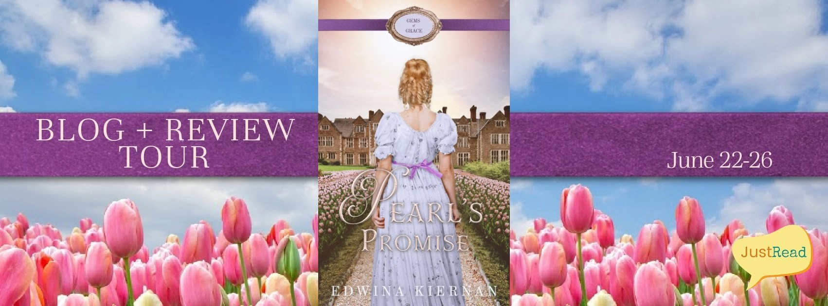 Welcome to the Pearl's Promise Blog + Review Tour & Giveaway!