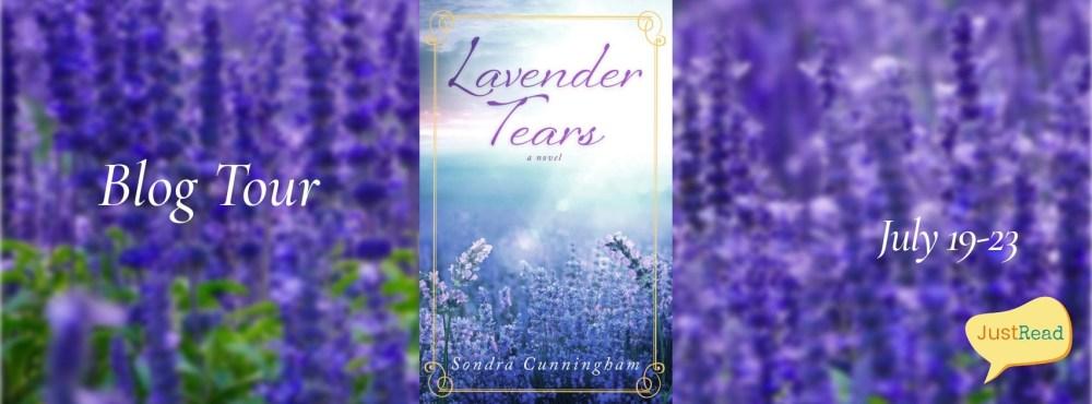 Lavender Tears JustRead Blog Tour