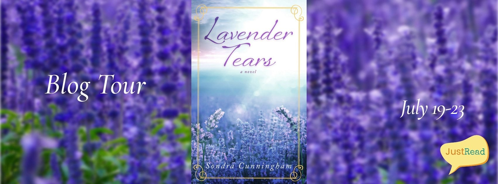 Welcome to the Lavender Tears Blog Tour & Giveaway!