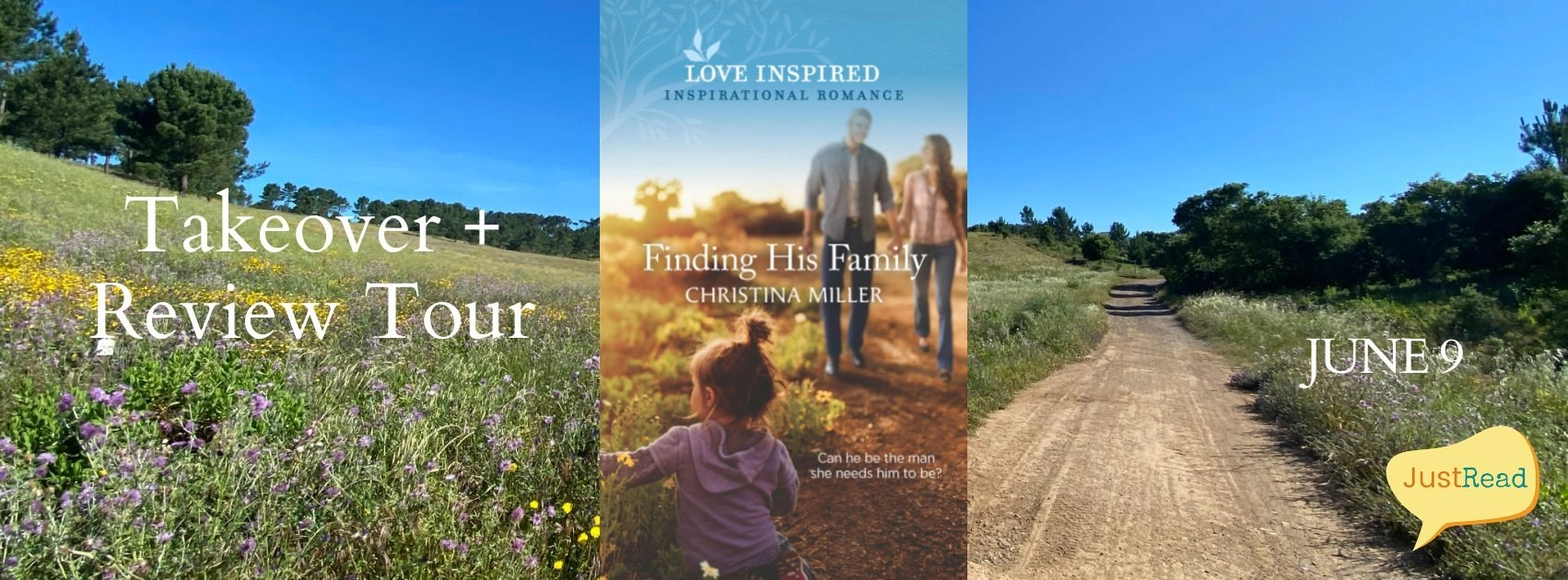 Welcome to the Finding His Family Takeover Tour & Giveaway!