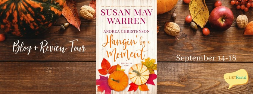 Hangin' by a Moment JustRead Blog + Review Tour