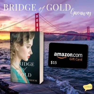 Bridge of Gold JustRead Giveaway