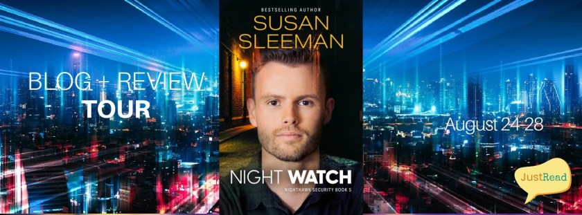 Night Watch JustRead Blog + Review Tour
