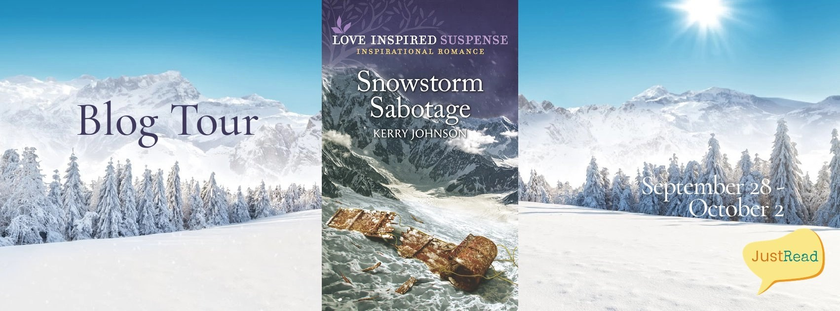 Welcome to the Snowstorm Sabotage Blog Tour & Giveaway!