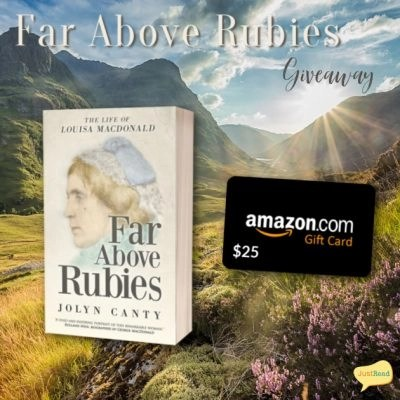Far Above Rubies JustRead Giveaway