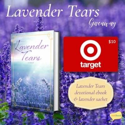Lavender Tears JustRead Giveaway