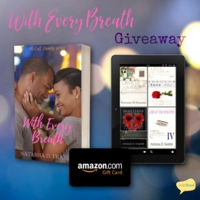 With Every Breath JustRead Giveaway