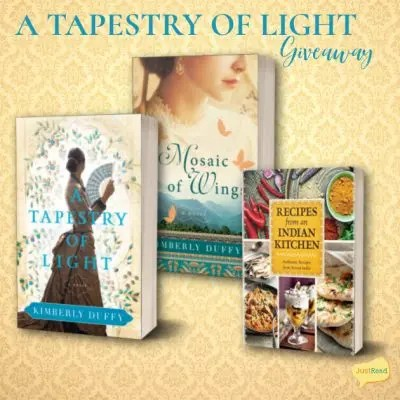 A Tapestry of Light JustRead Giveaway