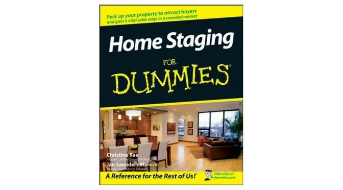 Home Staging Book - Cleaning Supplies - Marketing