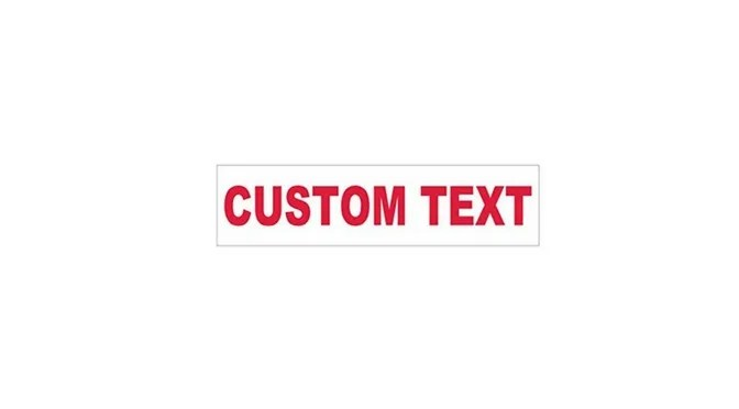 Shop for custom text or for rent signs for real estate