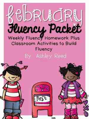 http://www.teacherspayteachers.com/Product/February-Fluency-Homework-Practice-Packet-1083534
