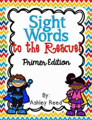 http://www.teacherspayteachers.com/Product/Sight-Words-to-the-Rescue-Primer-Edition-913376