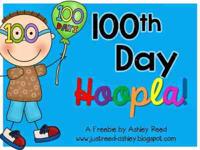 https://www.teacherspayteachers.com/Product/100th-Day-Hoopla-FREEBIE-1062093