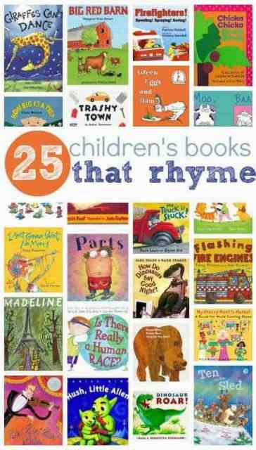 http://www.notimeforflashcards.com/2013/02/picture-books-that-rhyme.html