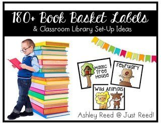 https://www.teacherspayteachers.com/Product/Classroom-Library-Book-Basket-Labels-1917530