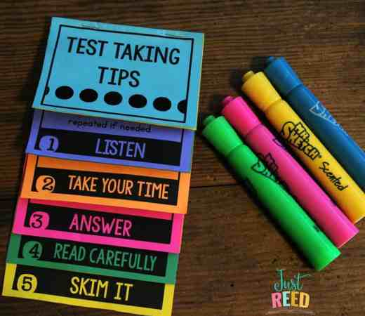 Find out to prepare, motivate, and encourage your students during testing season!