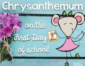 chrys first day of school