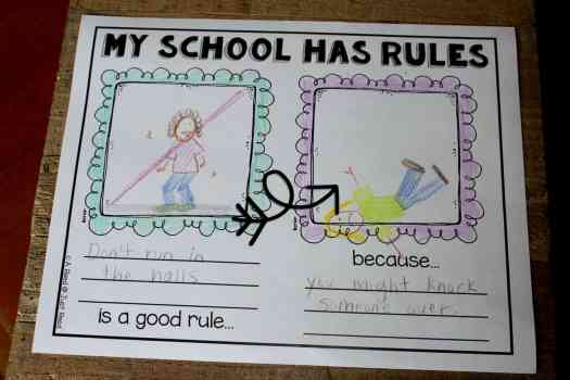officer buckle and gloria school rules pic