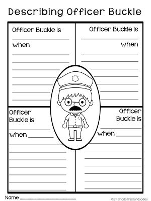 officer buckle freebie