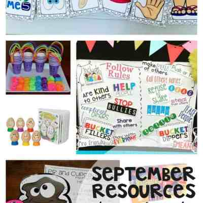 Scholastic News First Grade: September Themes and Supplemental Resources