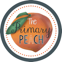 primary peach button