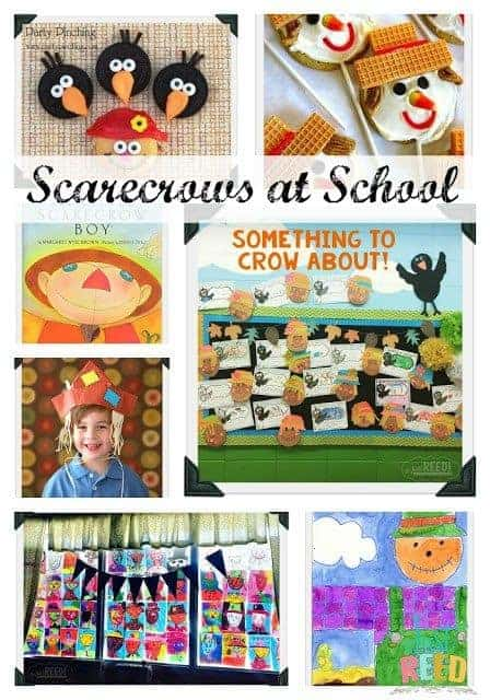 Fabulous ideas for incorporating scarecrows into your fall classroom themes!