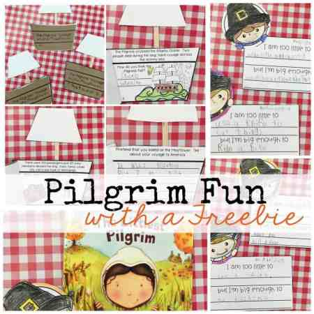 Have some Pilgrim fun and enjoy a FREEBIE