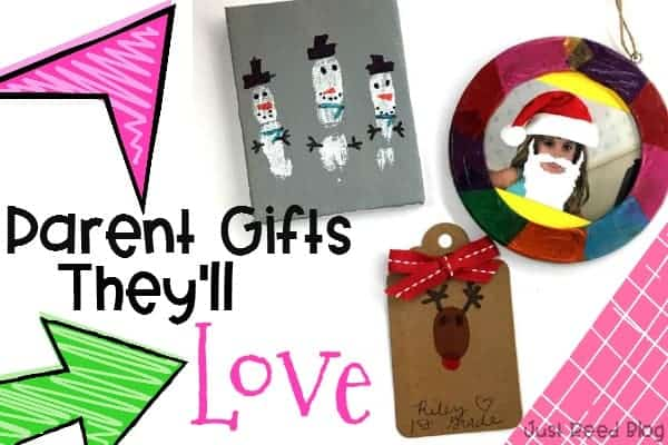 Find tutorials and supply lists for some fabulous gifts your students' parents will be sure to love!