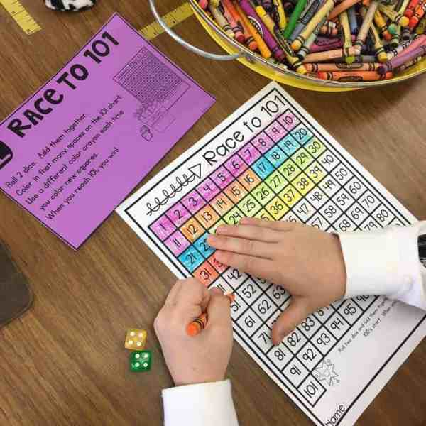 Ideas for the 101st Day of School