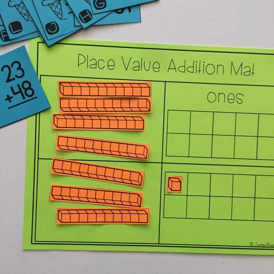Addition with Regrouping: Tips, Tricks, and Strategies - Just Reed