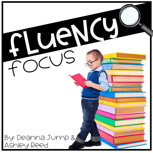 This packet includes engaging activities to help your students master the four components of fluent reading!
