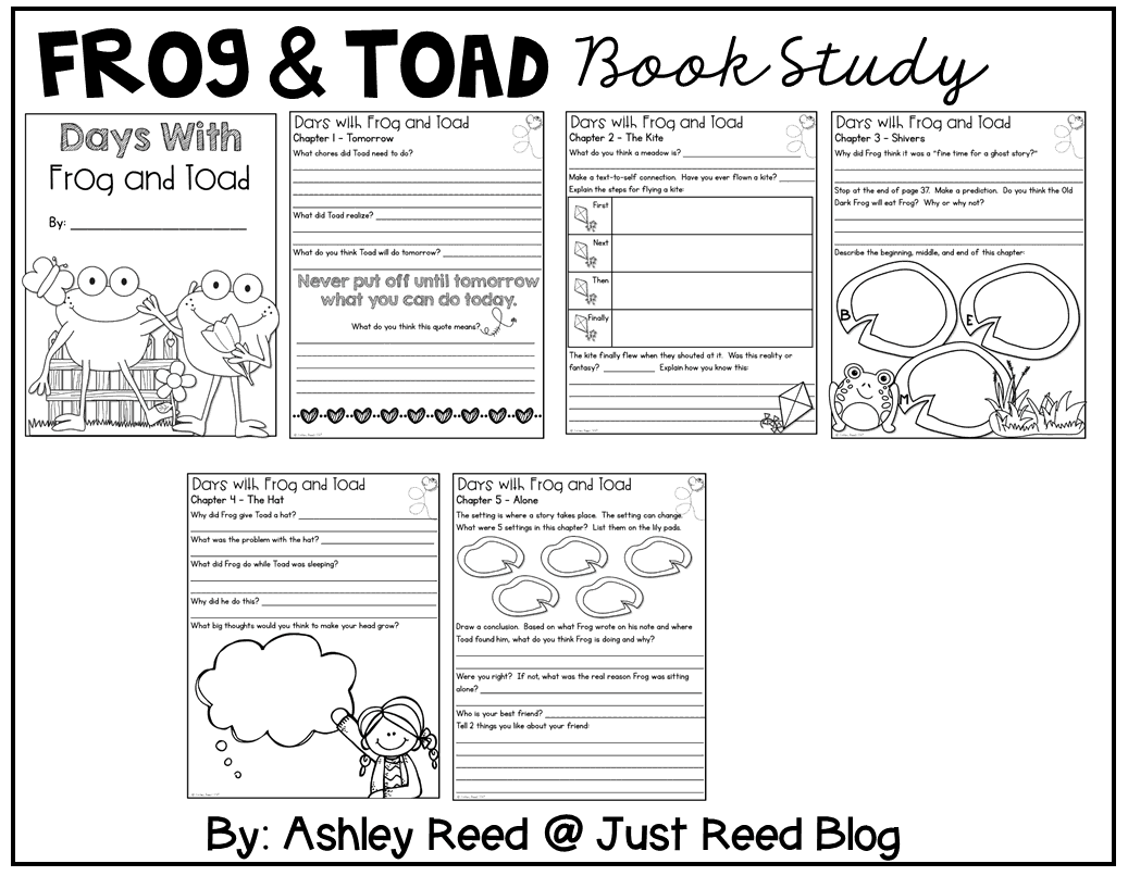 picture regarding Frog and Toad Are Friends Printable Activities identify Linking Science and Literature with Frog and Toad Textbooks