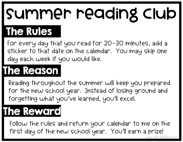 This FREE Summer Reading Program will motivate even your reluctant readers to read all summer long.
