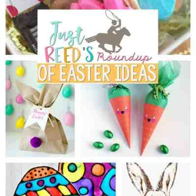 Roundup of The Best Easter Ideas