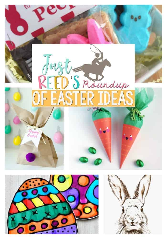 Here's my round up of the best Easter crafts, activities, snacks, and ideas on the internet! #eastercraft #eastersnack #easterideas #easteractivity