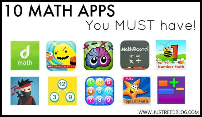 Top 10 Math Apps