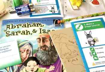 Bring Bible Stories to Life with HelloBible – A Christian Subscription Box for Children