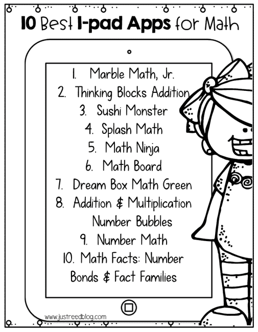 Top Ten Math Apps