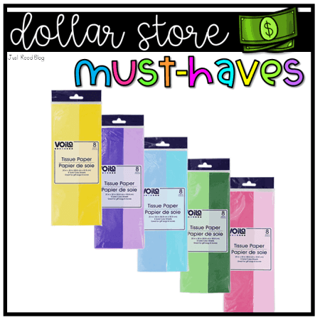 Dollar Store Must-Haves and Dollar Store Dont's for teachers