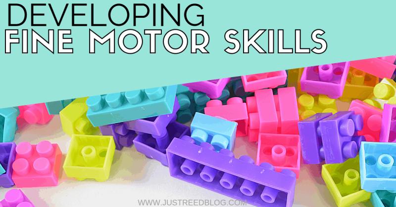 Developing Fine Motor Skills