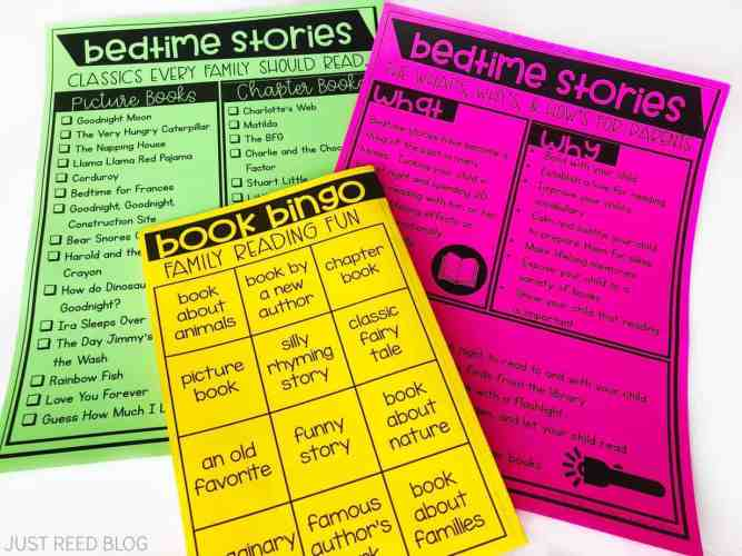Why you should set up a bedtime routine that includes reading bedtime stories to your children.