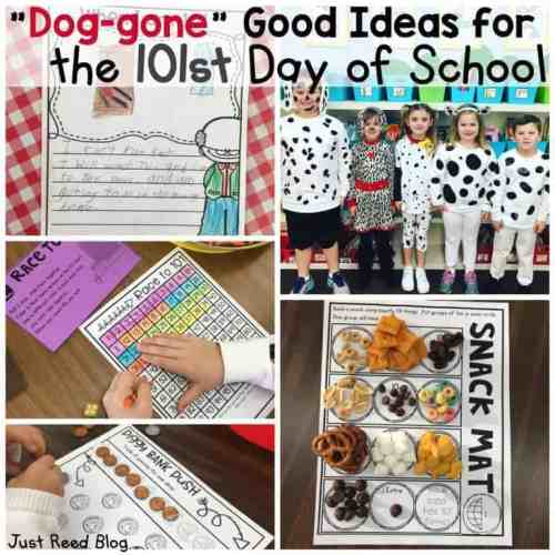 For a new twist on the 100th Day of School, try celebrating the 101st Day of School instead--Dalmatian-style. These centers, printables, snack ideas, and more will help you put together the perfect 101st Day of School Celebration!