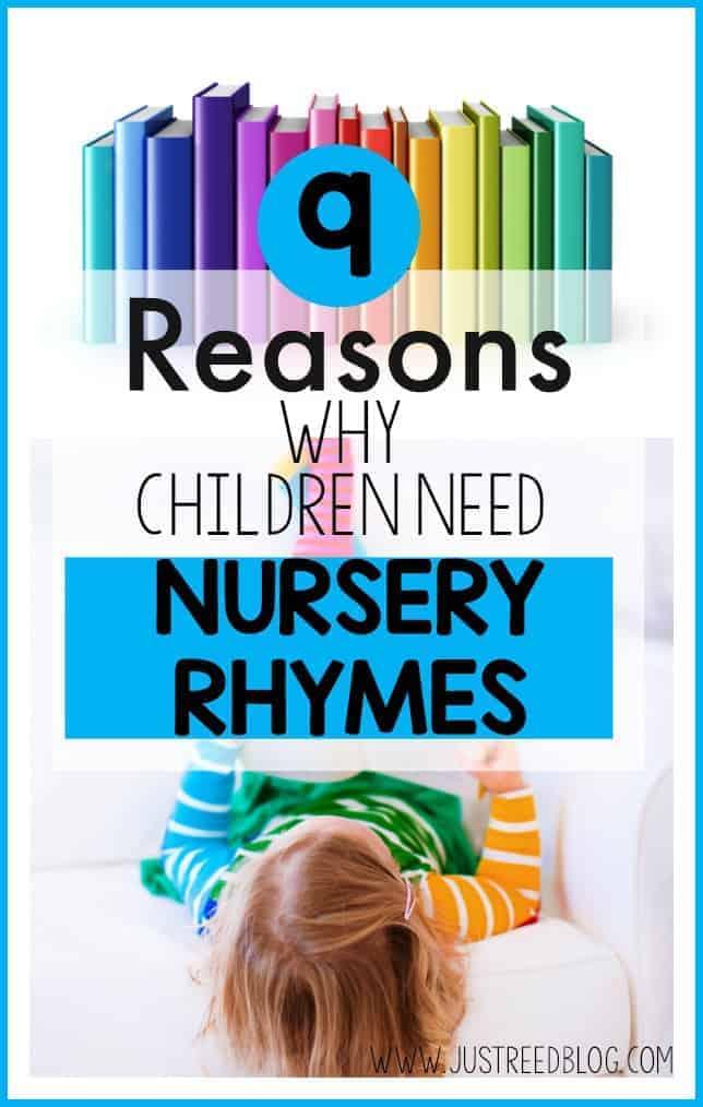 9 benefits of nursery rhymes for preschoolers