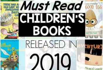 14 Must Read Children's Books Released in 2019