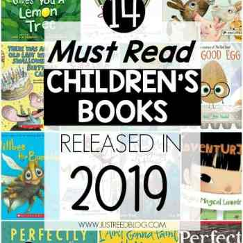 14 Must Read Children's Books Released in 2019