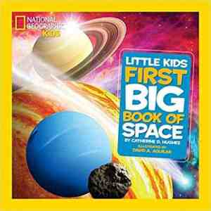 10 Best Books About Space for Preschool or Kindergarten