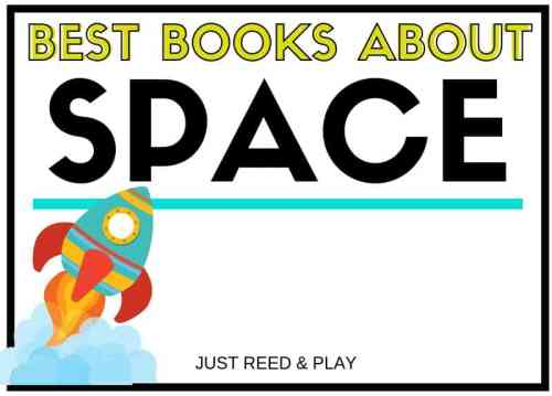 Best Books About Space for Preschool or Kindergarten a