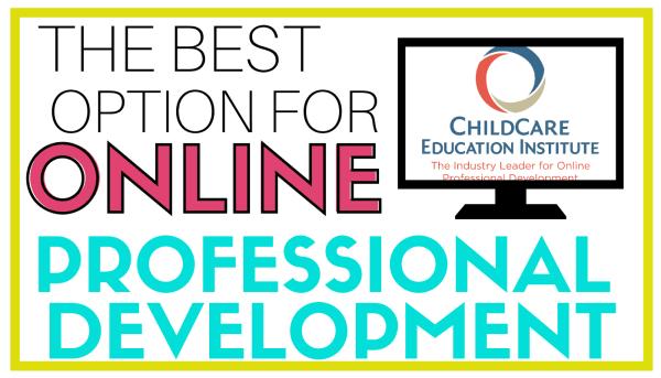 online professional development for teachers
